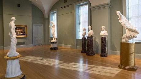 Second Floor Galleries
