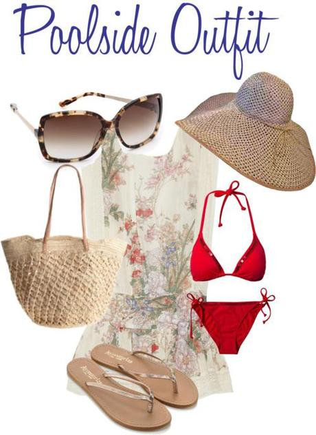 Resort Poolside Outfit