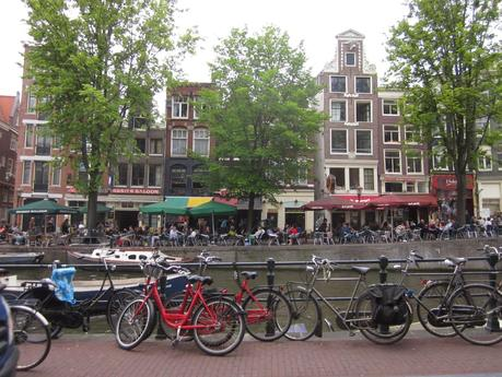 From my trip to Europe - Amsterdam: A city of canals, bikes, bridges, and charming homes