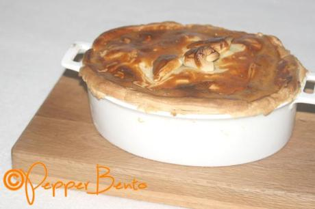 Steak, Bacon & Ale Pie
