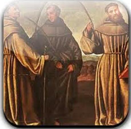 St. Berard and companions