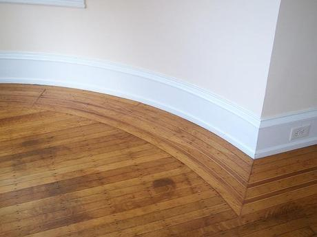 beautiful wood flooring in a home