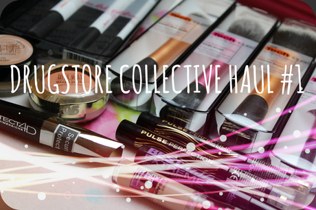 Drugstore Collective Haul #1