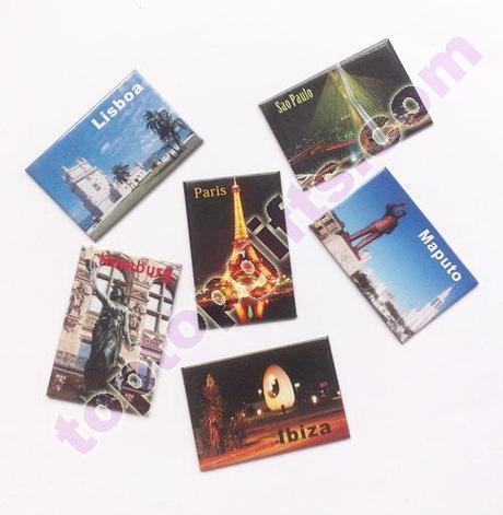 city fridge magnets China