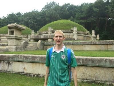 kongmin tomb kaesong