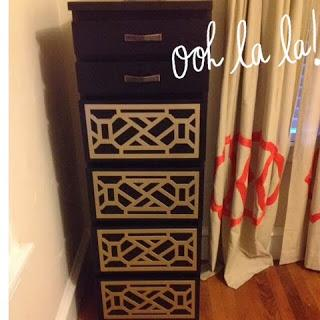 More DIYing: Make Ikea Furniture Beautiful with O'verlays