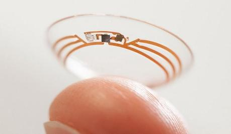 Google's Smart Contact Lens Brings Medical Technology to a Whole New Level