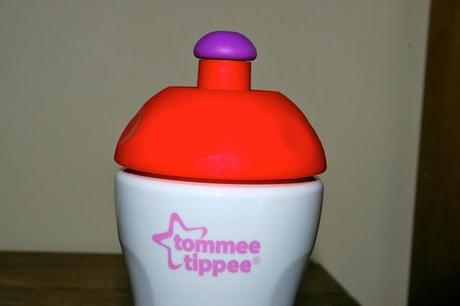 Tommee Tippee Animal Antics Sports Bottle review