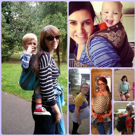 Babywearing - what's on offer?