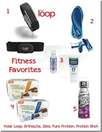 Fitness-Favorites