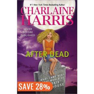 Friday Reads: After Dead by Charlaine Harris