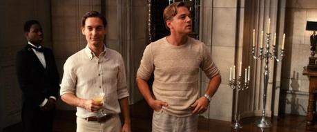 Gatsby's Sweater Sweater and Linen Slacks (2013)