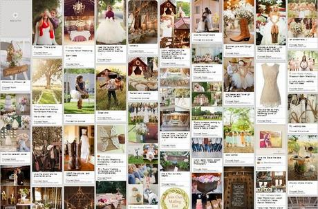 Pretty Barn Wedding Inspirations