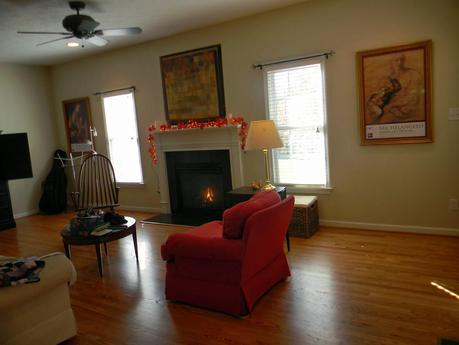 A warm and inviting living room design package paperblog for Warm inviting living room ideas