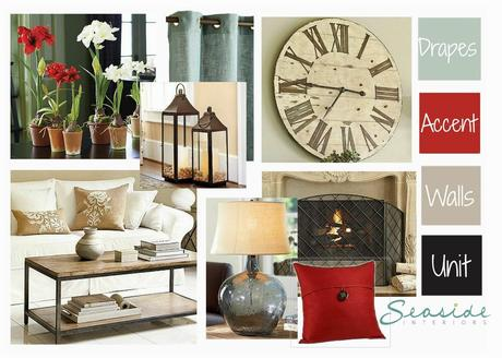A Warm And Inviting Living Room Design Package Paperblog