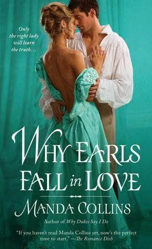 WHY EARLS FALL IN LOVE - INTERVIEW WITH AUTHOR MANDA COLLINS