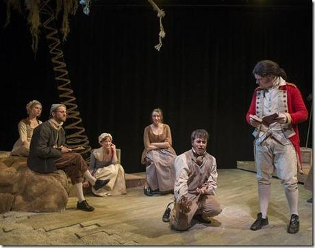 Review: Our Country's Good (Shattered Globe Theatre)
