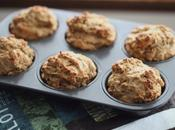 Homemade Whole Wheat Flax Muffins...