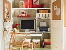 Impromptu Office Ideas