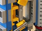 Fusion Enthusiast Builds ITER Model from Lego