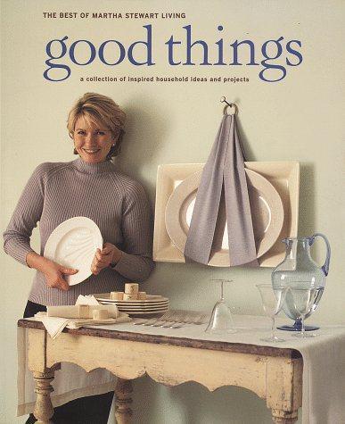 First lady of goodness, Martha Stewart