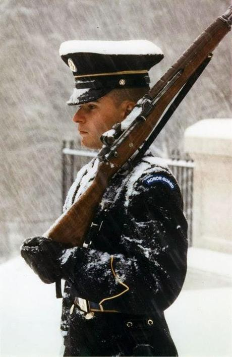 Old Guard at Arlington - Definition of DUTY