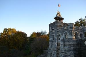 wedding Central Park Belvedere Castle