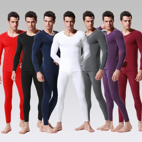 Mens Thermal Underwear: A Secret Fashion Weapon This Winter ...