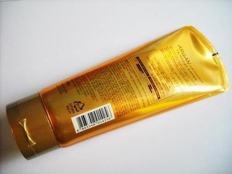 REVIEW | Confume Argan Gold Hair Treatment
