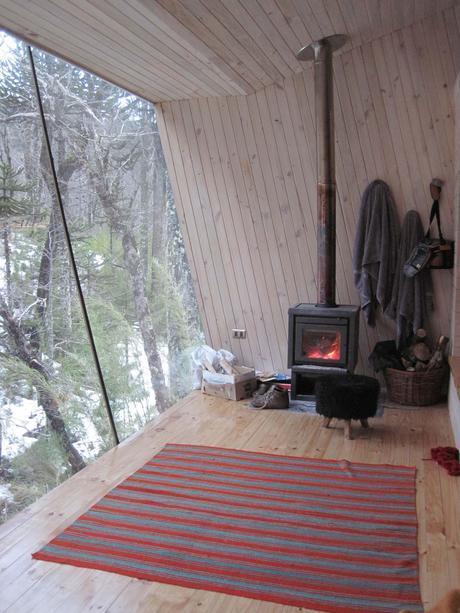 Winter Cabin in Malalcahuello by MC2 arquitectos 8