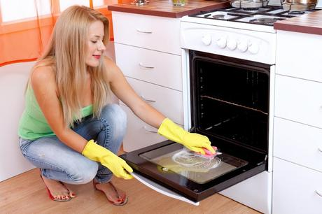 Oven Cleaning Made Easy