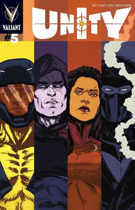 First look: UNITY #5