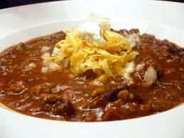 Positively Famished: My Slow-Cooker Chili Recipe