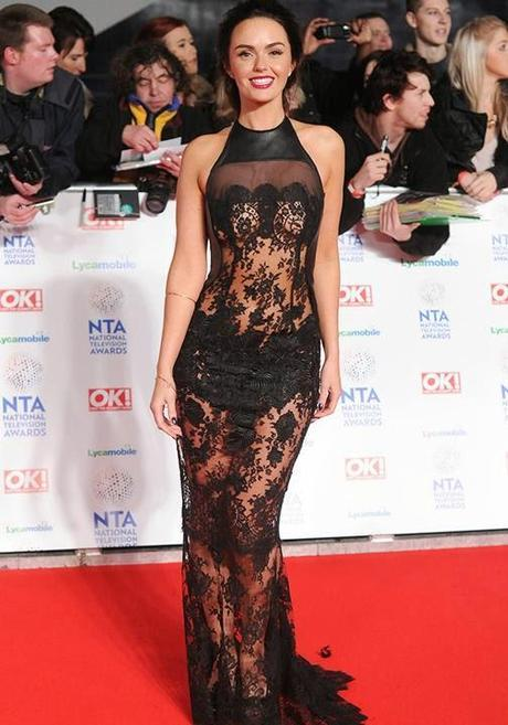 Style Faux Pas: The National Television Awards 2014