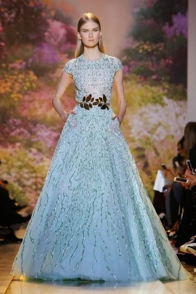 Zuhair Murad's S/S 2014 Couture Collection