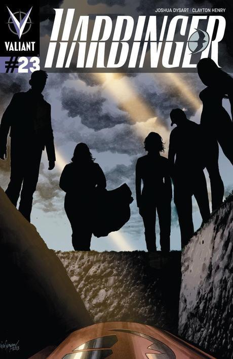 Valiant announces new story arc in HARBINGER #22