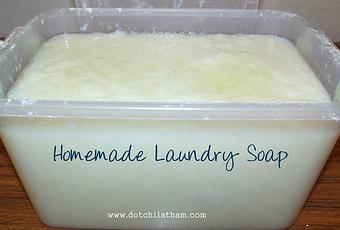 how to clean laundry without soap