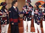 Fashion: Team Debuts 2014 Polo Ralph Lauren Olympic Opening Ceremony Uniforms