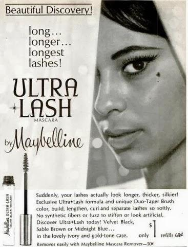 Maybelline Genius Ties in Civil Rights with Women's Rights Movement in 1964.