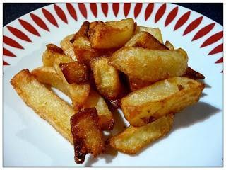 Tesco Finest Triple Cooked Chips