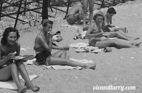 vivien leigh gibraltar 1943