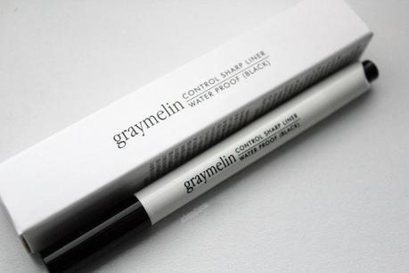 Graymelin Control Sharp Liner Waterproof in Black Review
