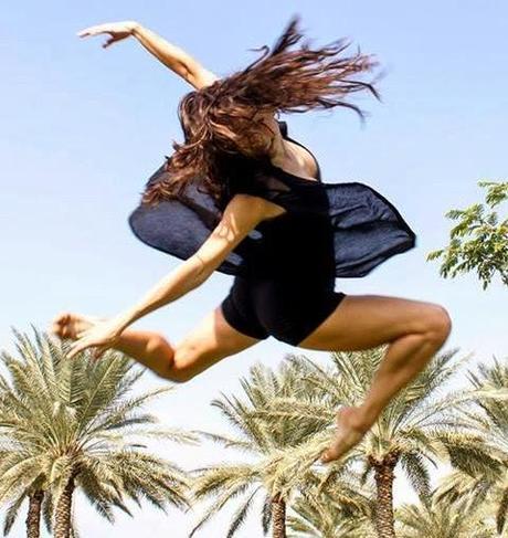 Out & About: New Drop-in Ballet Classes At James & Alex Dance Studios With Aimée Després