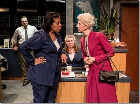 Review: Rasheeda Speaking (Rivendell Theatre)