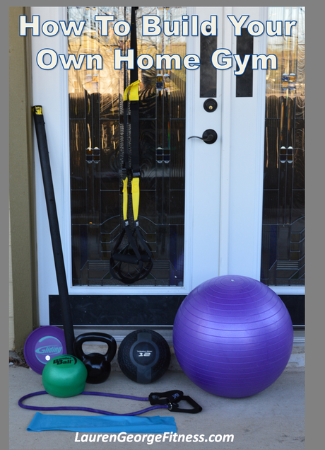 Building Your Own Home Gym