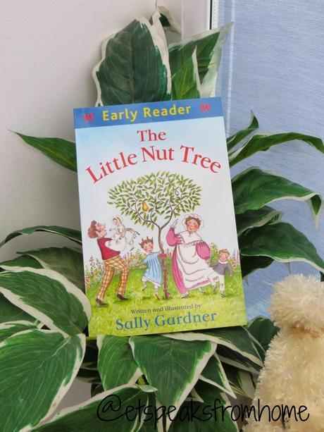 Orion Early Reader Book Review: The Little Nut Tree