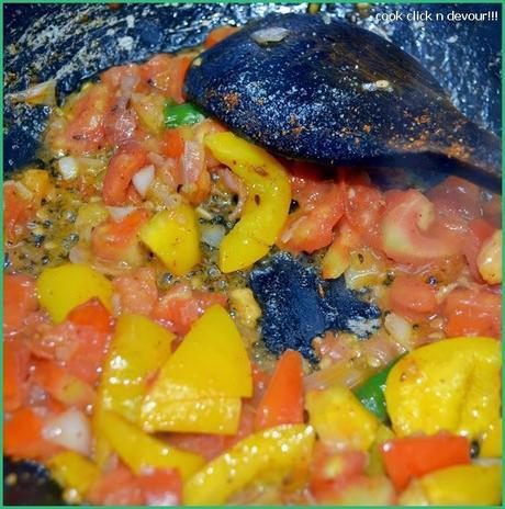 how to make shahi paneer gravy