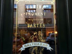 The Entrance of Balthazar Boulangerie