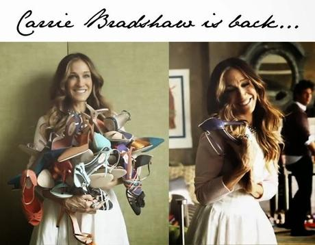 Sarah Jessica Parker will present her new shoe line at Nordstrom NorthPark Center on March 9