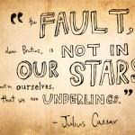 "Review Take 2: ""The Fault in our Stars"" by John Green"